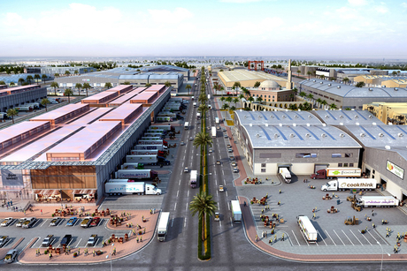 Dubai Wholesale City opens to lease applications