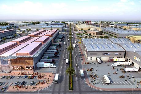 Dubai Wholesale City opens to lease applications