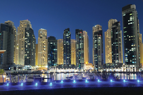 Dubai property prices show signs of bottoming out