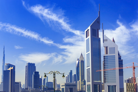 Gov't innovation drive spurs Dubai's office sector