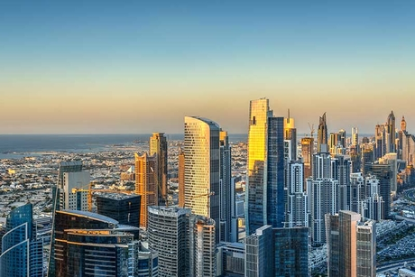 Who invested in Dubai's real estate market in H1 2018?