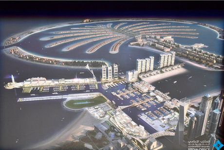Sheikh Mohammed launches 186ha Dubai Harbour