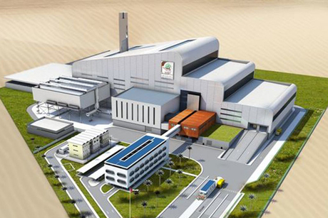 Besix wins work on Dubai's $680m waste-to-energy plant