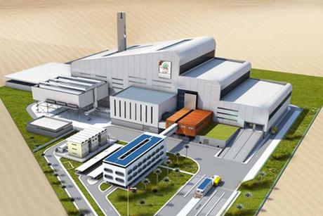 Besix wins work on Dubai's $680m waste-to-energy plant