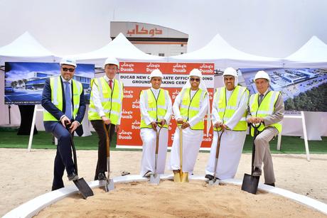 Ducab breaks ground on three-storey headquarters in Dubai
