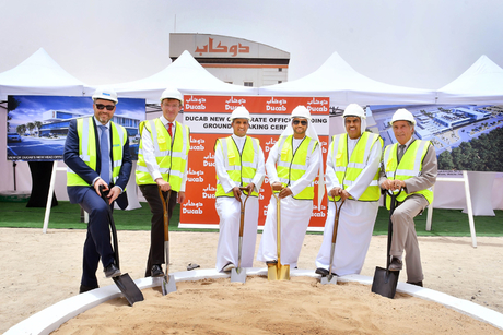 Ducab breaks ground on three-storey headquarters in Dubai