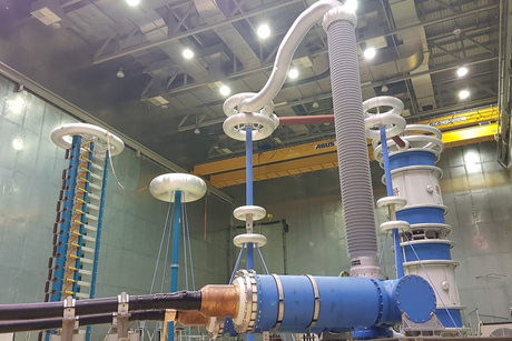 First Gulf-made 400kV cable fitted for UAE power project