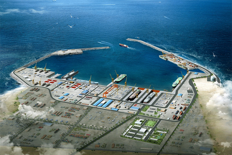 Oman's PDC, UFS sign 25 year land lease agreement