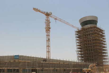 Oman's Duqm Airport passenger terminal 70% ready