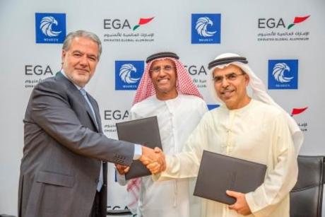 EGA signs deal for chemical complex, promotes Kizad expansion
