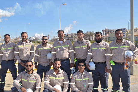 EGA seconds 10 young Emirati engineers to Saudi