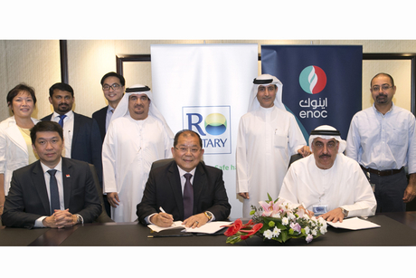 UAE: Rotary Engineering wins contract from ENOC