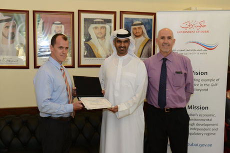 Dubai: Cofely Besix accredited as an ESCO company