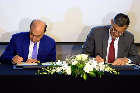 Agility to build logistics hub amid Egypt's port expansion