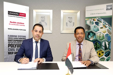 Emaar Industries acquires stake in UAE contractor