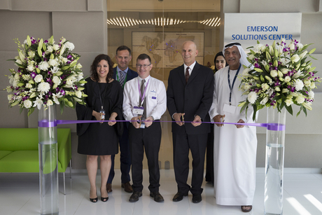 Emerson opens two facilities in Dubai's Jebel Ali