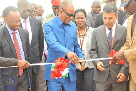 UAE's EGA opens container terminal in Guinea
