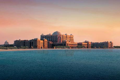 Case study: Emirates Palace, Abu Dhabi