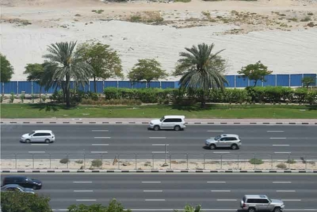 Phase 2 extension works on UAE's Emirates Road 55% complete