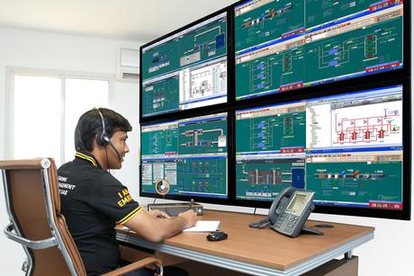 Case study: Dubai Marina Towers' 26% energy savings