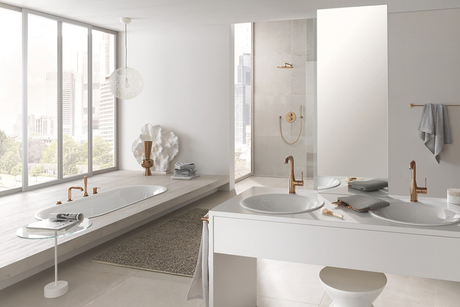 Grohe opens first Middle East showroom in Dubai