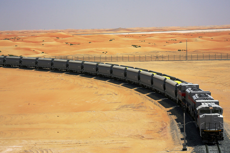 GCC dominates rail with $240bn planned projects