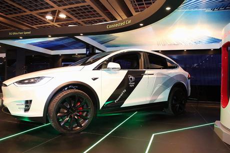 Etisalat showcases autonomous and connected vehicles at GITEX