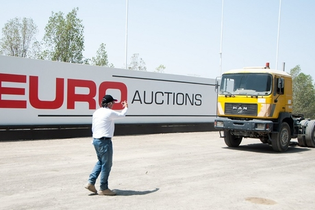 Euro Auctions sees increased bidding at second Dubai sale