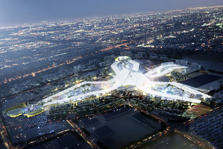 """Expo 2020 Dubai site infrastructure works """"running smoothly"""""""