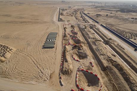 Orascom-Besix JV scoops Expo 2020 infra contract