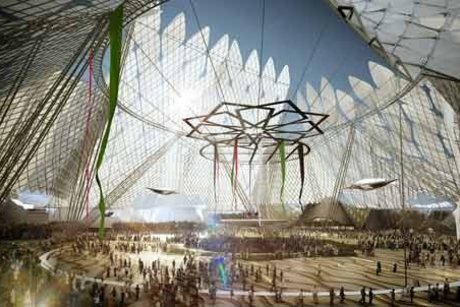 Expo 2020 detailed designs nearly complete