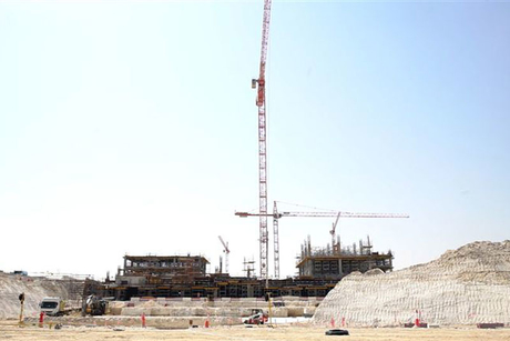 Top five construction updates from Expo 2020's Dubai site