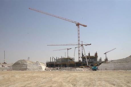 Construction progress recorded on Expo 2020 Dubai projects