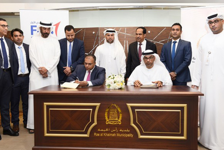 First Abu Dhabi Bank inks escrow deal with RAK real estate authority