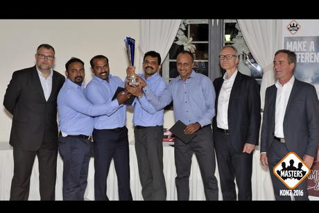 FAMCO UAE advances to Volvo CE Masters grand final