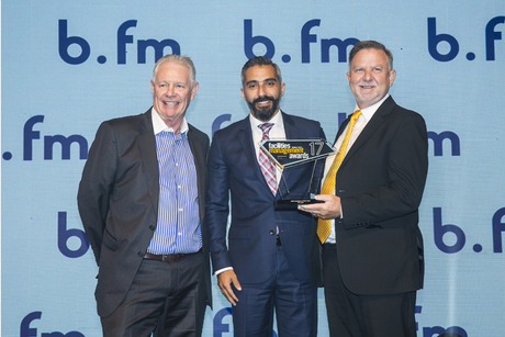 fmME Awards 2017: BK Gulf wins CSR honours