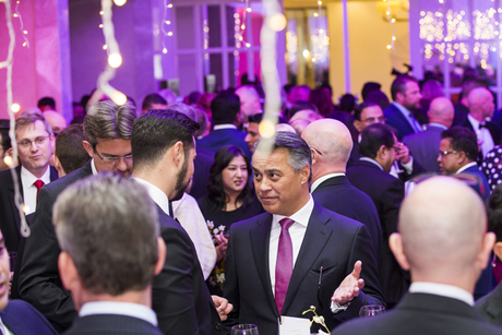 In Pictures: Pre-function networking at fmME Awards 2017 in Dubai