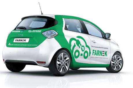 UAE's Farnek adds Renault Zoe electric vehicle to fleet