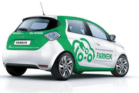 UAE's Farnek adds Renault Zoe electric vehicle to fleet