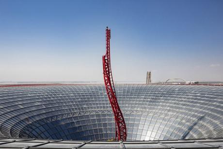 UAE: Ferrari World opens Turbo Track rollercoaster