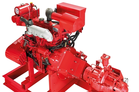 Armstrong launches high performance fire pump models