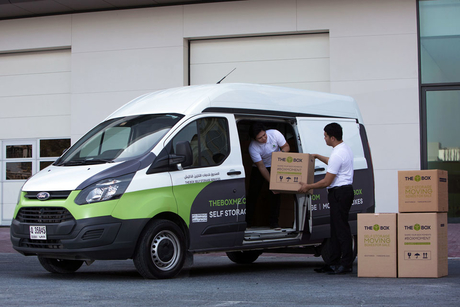 Ford Transit Custom proves popular with small businesses