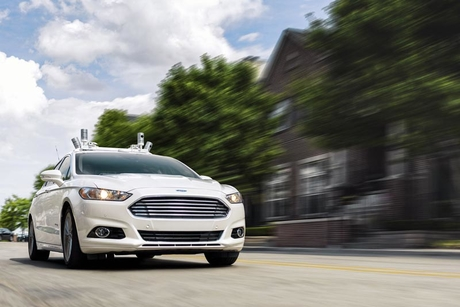 Ford invests in Argo AI for autonomous vehicles