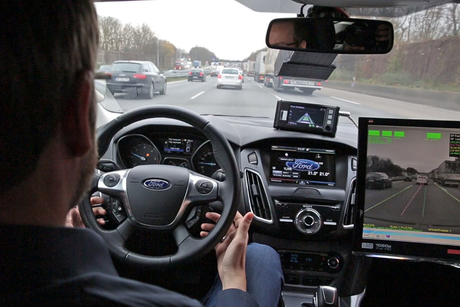 Ford outlines five bad driving habits that technology can beat