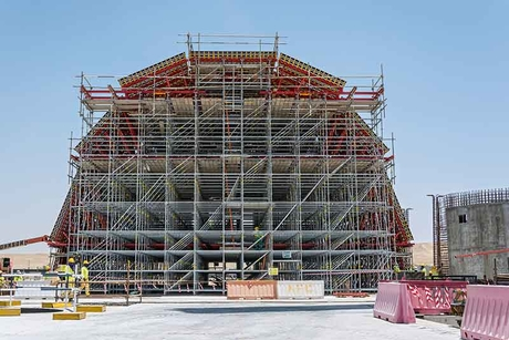 Gulf formwork suppliers have adapted to succeed