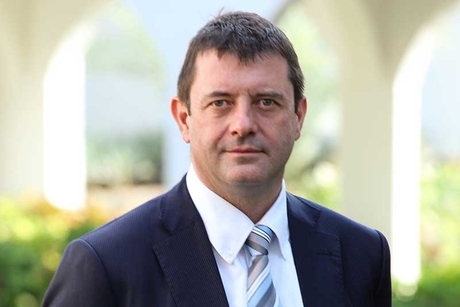 Face to face: Frank Ackland, Eaton Middle East