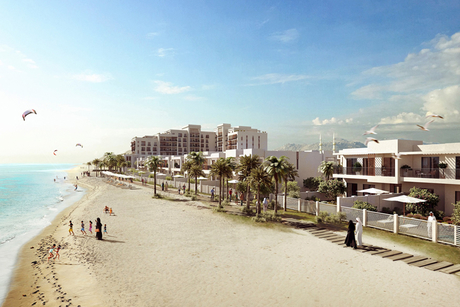 Eagle Hills releases eight villas for sale at Fujairah Beach