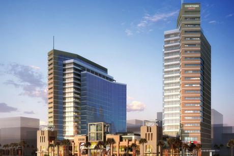 Construction of $125m Dubai-backed Fujairah business hub progresses