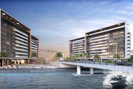 Construction of Ras Al Khaimah's Gateway Residences on track