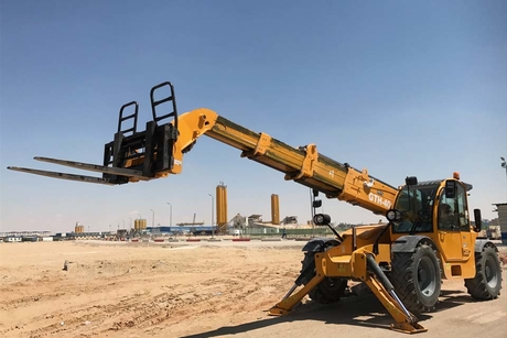 Egypt: Genie GTH-4018 telehandlers assist Suez Canal project